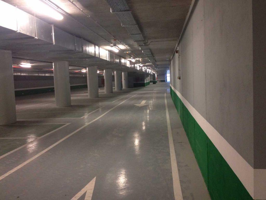 Pavimento Parking