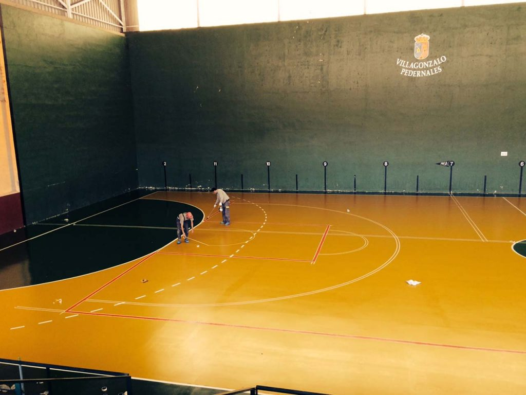 Pavimento Deportivo 07